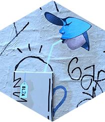 Blue Cocktails, recreando el universo de El Internacional