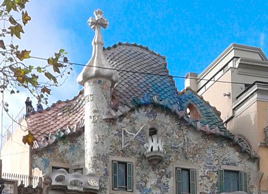 7 ¿Quién fue Sant Jordi? Los monumentos de Barcelona te lo recuerdan