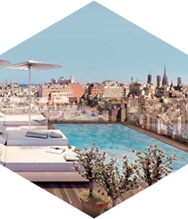 Los 9 mejores rooftop bars de Barcelona