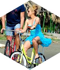 Cinco rutas para recorrer Barcelona en bicicleta
