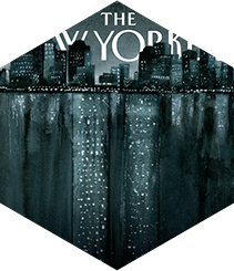 The New Yorker por Ana Juan