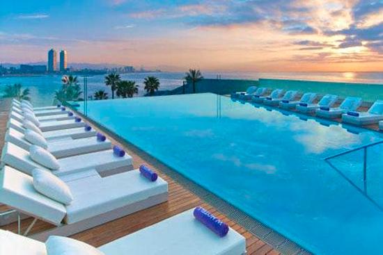 w Los 9 mejores rooftop bars de Barcelona
