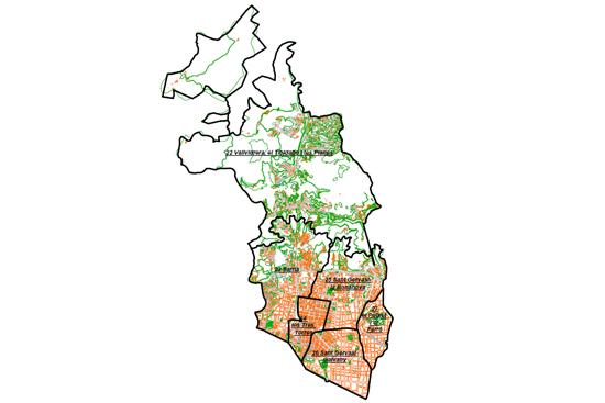 1 Sarrià Sant Gervasi, el distrito del ciudadano reposado