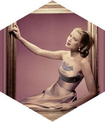 Celuloide y seda: Iconos del estilo en el cine