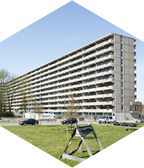 El Mies Van der Rohe premia la rehabiltación de un monumental edificio de viviendas