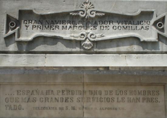 2 A López y López, el monumento y el libro de su cuñado