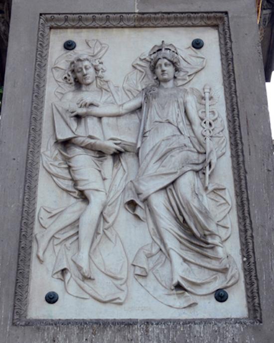 5 A López y López, el monumento y el libro de su cuñado
