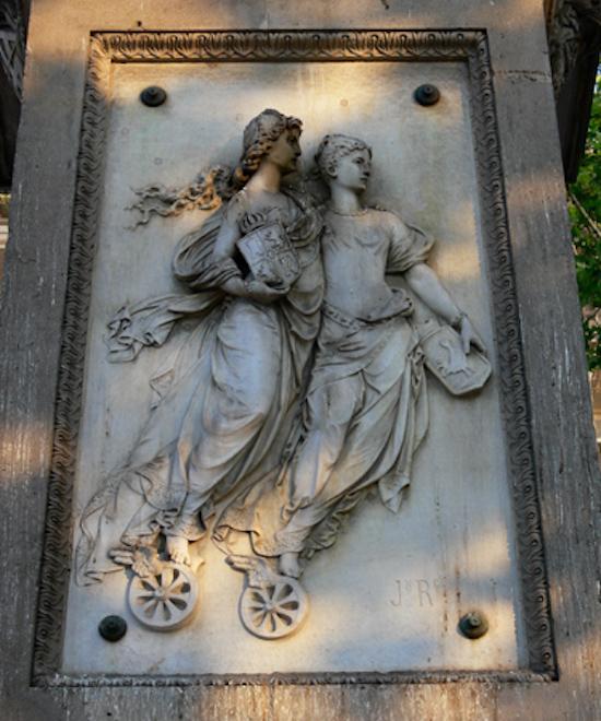 6 A López y López, el monumento y el libro de su cuñado
