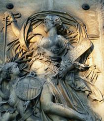 A López y López, el monumento y el libro de su cuñado