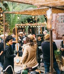 Palo Alto Market rinde tributo al continente africano este fin de semana