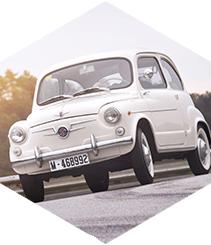 60 años del SEAT 600