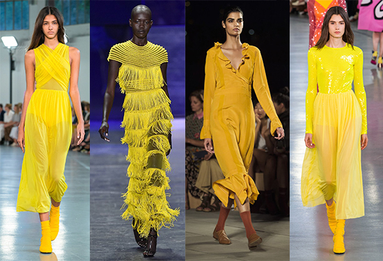 yellowrunway Yellow is the new white