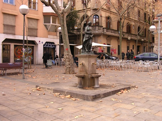 5 Un recorrido por los distintos barrios de Gràcia