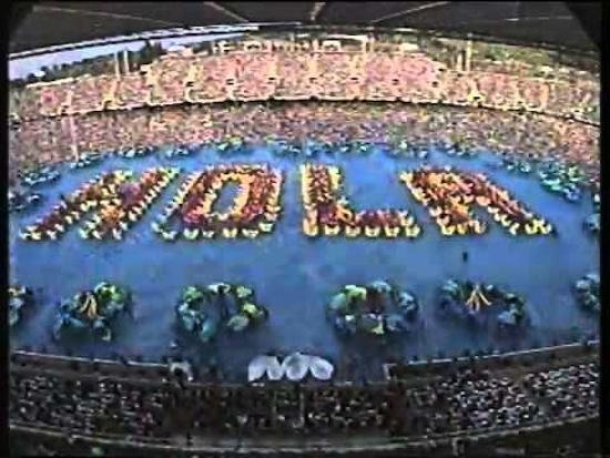 72 La historia de amor de Barcelona con los Juegos Olímpicos