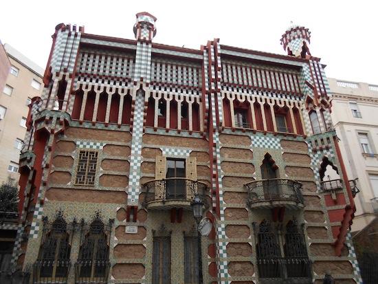 8 Un recorrido por los distintos barrios de Gràcia