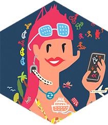 Los mejores carteles de la Mercè desde Barcelona 92