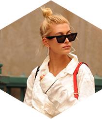 Ni corto ni largo, el peinado del verano es el top knot