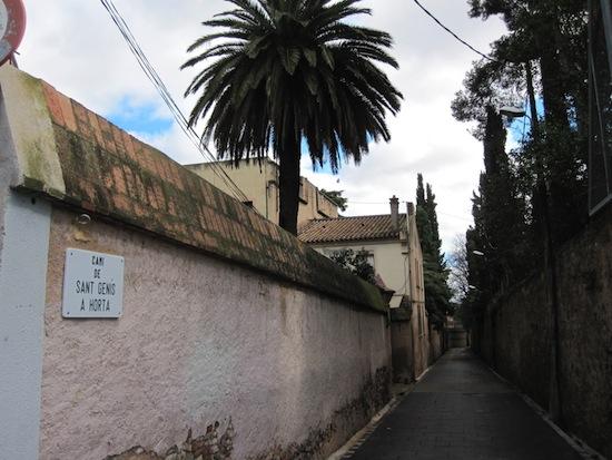 111 Un recorrido por los barrios de Horta Guinardó