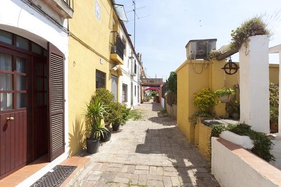 8 Un recorrido por los barrios de Horta Guinardó