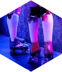 El baile en patines vuelve a Barcelona de la mano de Hot Skates Disco