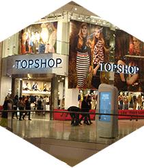 Topshop cierra sin aviso sus tiendas en España