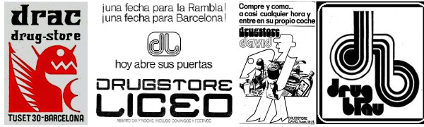 10 600x180 Recordando el Drugstore de Paseo de Gracia, 24 horas al servicio de Barcelona