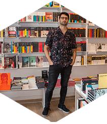 Una ronda por las librerías de Barcelona con sus libreros: hoy, Bernat Colomer (Malpaso)