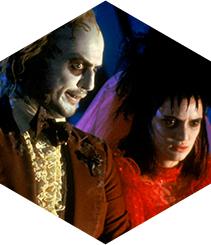 De la pasarela y el cine, el mejor Halloween