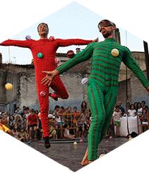 Palo Alto Market presenta Moritz Street Circus