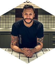 Conoce a Jaime Young, el chef del mejor brunch de Nueva York