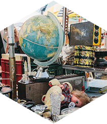 Lost&Found Market celebra en la Estación de Francia su edición navideña