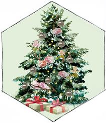 Los árboles de Navidad se visten de lujo por una buena causa