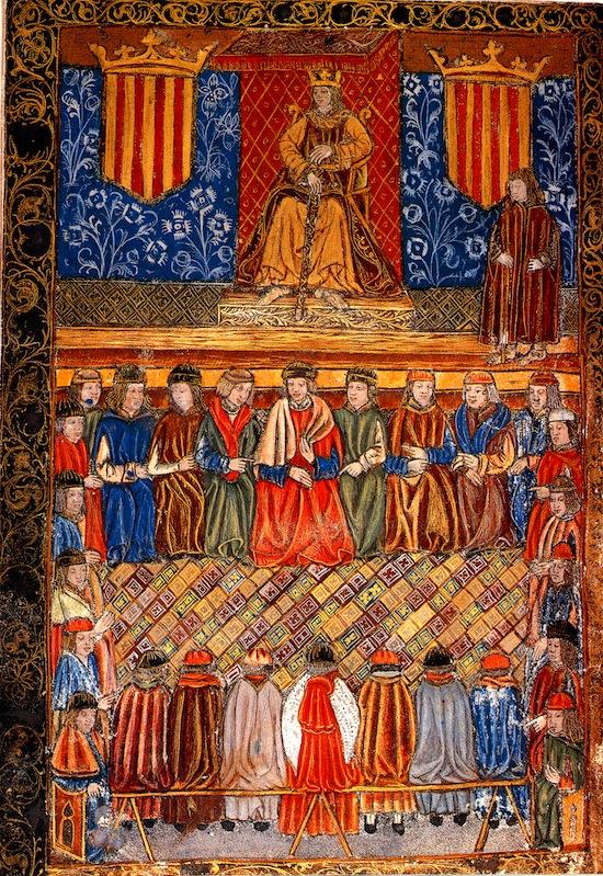 3 De viaje (por el tiempo) a la Generalitat histórica (1359 1714)