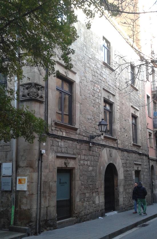 5 De viaje (por el tiempo) a la Generalitat histórica (1359 1714)