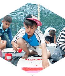 Las personas refugiadas y el diseño como herramienta de transformación social