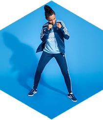 Adidas reinventa su clásico deportivo y callejero Adicolor