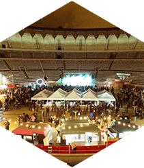 Monumental Club presenta un Especial Carnaval lleno de música, market y food trucks