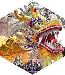 Celebra el año nuevo a la manera china en Barcelona