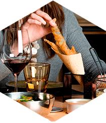 Ideas gastronómicas y relax para enamorados de la mano de Hotel Omm