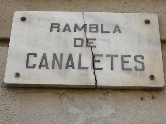 11 Un paseo histórico por la Rambla