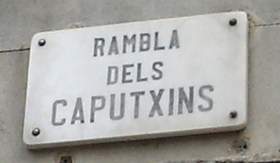 7 Un paseo histórico por la Rambla