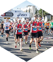 El Maratón de Barcelona llenará de actividades la ciudad este fin de semana