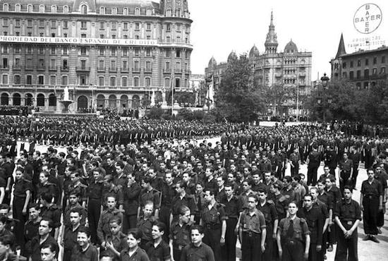 111 Indagando en la historia del Hotel Gran Colón de Plaça Catalunya