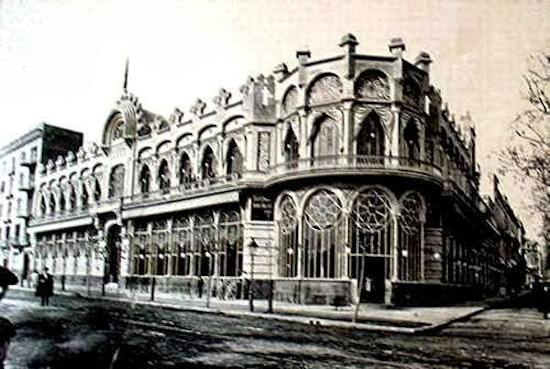 2 Indagando en la historia del Hotel Gran Colón de Plaça Catalunya
