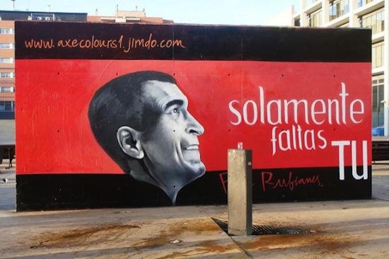 4 Pepe Rubianes ya tiene calle en la Barceloneta