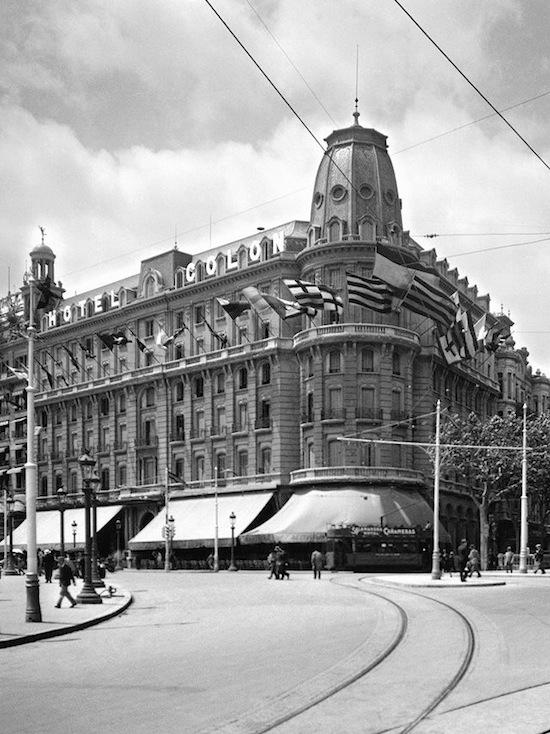 5 Indagando en la historia del Hotel Gran Colón de Plaça Catalunya