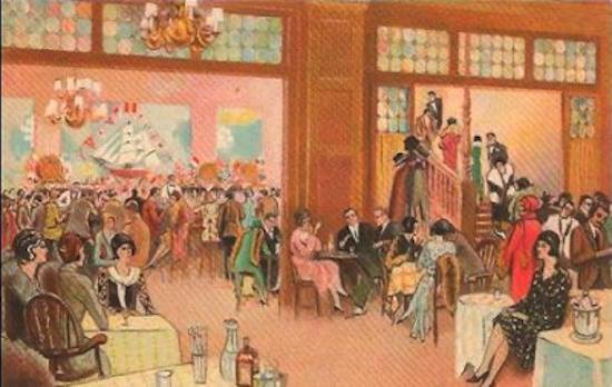 7 Indagando en la historia del Hotel Gran Colón de Plaça Catalunya