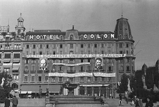 8 Indagando en la historia del Hotel Gran Colón de Plaça Catalunya