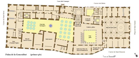 1 Una historia del Palau de la Generalitat