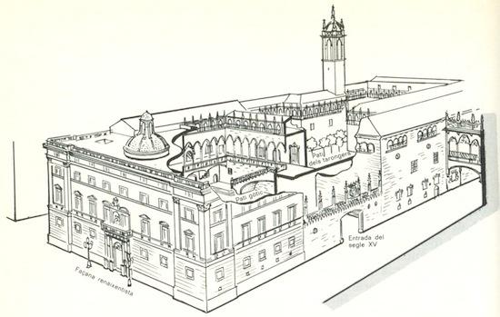21 Una historia del Palau de la Generalitat